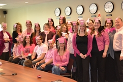 Canadian Red Cross raises awareness of bullying with Pink Shirt Day