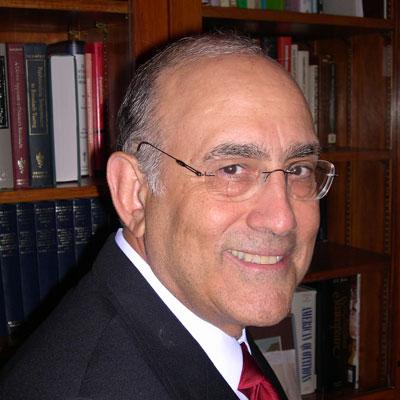 Portrait of Dr. Frank Pia-Francesco