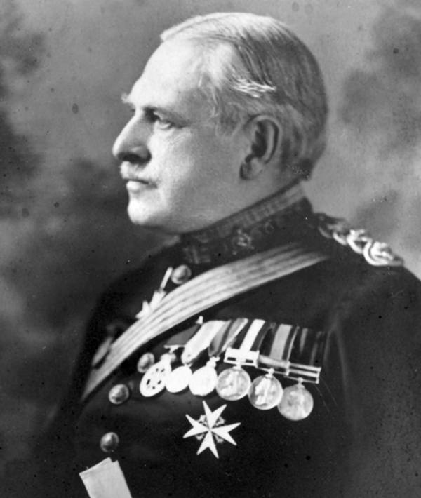 Major General Dr. George Ansel Sterling Ryerson