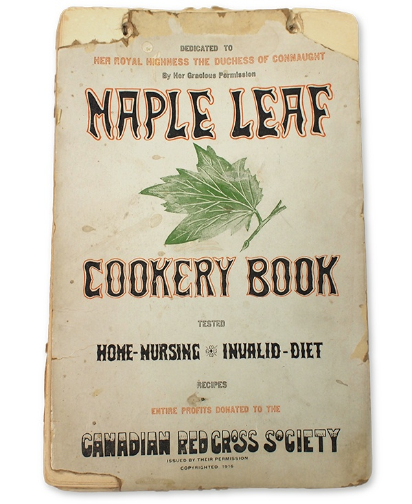 Maple Leaf Cookery Book