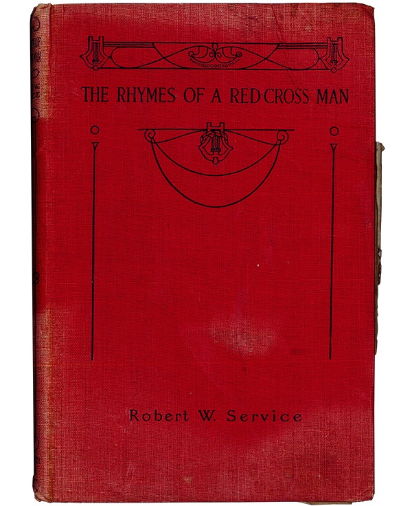 """The Rhymes of a Red Cross Man"" by Robert Service"