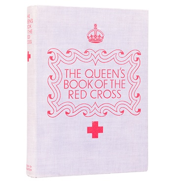 The Queen's Book of the Red Cross