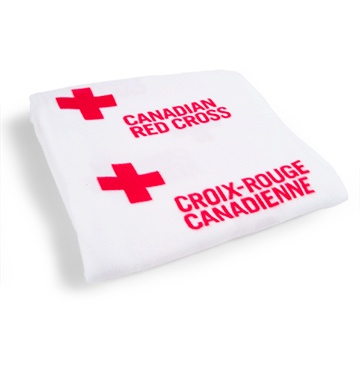 Canadian Red Cross Personal Disaster Blanket