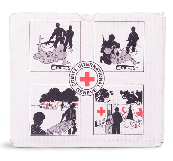 ICRC Food Parcel
