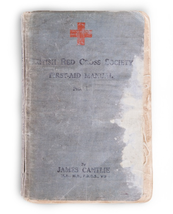 British Red Cross Society First-Aid Manual