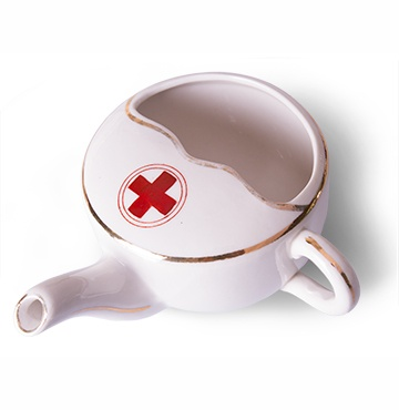 Canadian Red Cross Society Invalid Feeding Cup