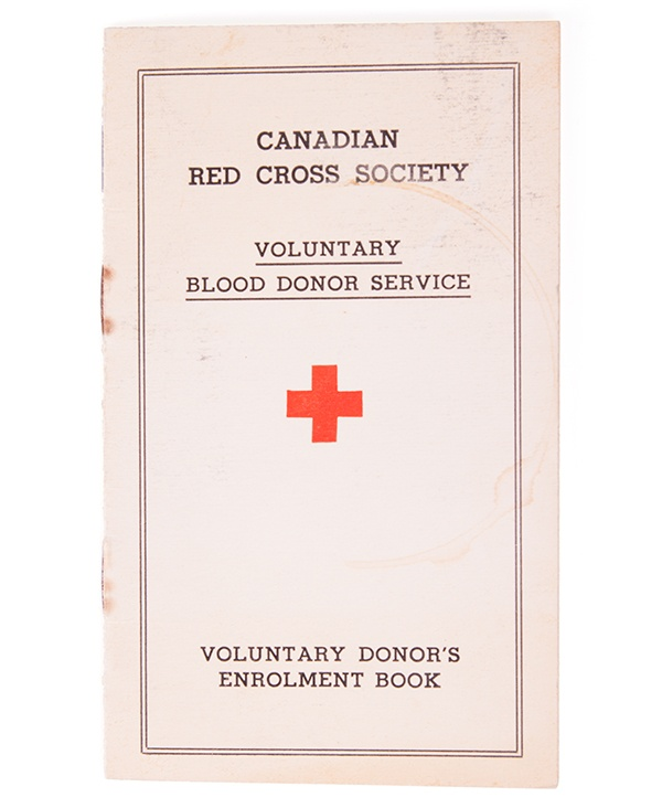 Support Canadian Red Cross Blood Donor Pins 3