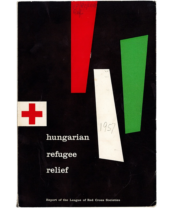 Hungarian Refugee Relief Report, 1957