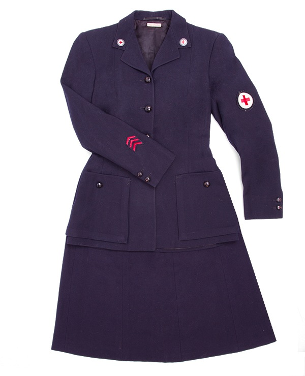 Canadian Red Cross Corps Uniform
