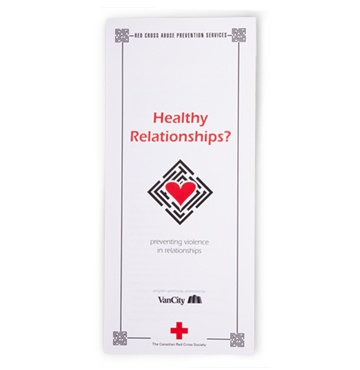 Healthy Relationships? Brochure
