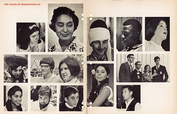 The Faces of Rendezvous 67