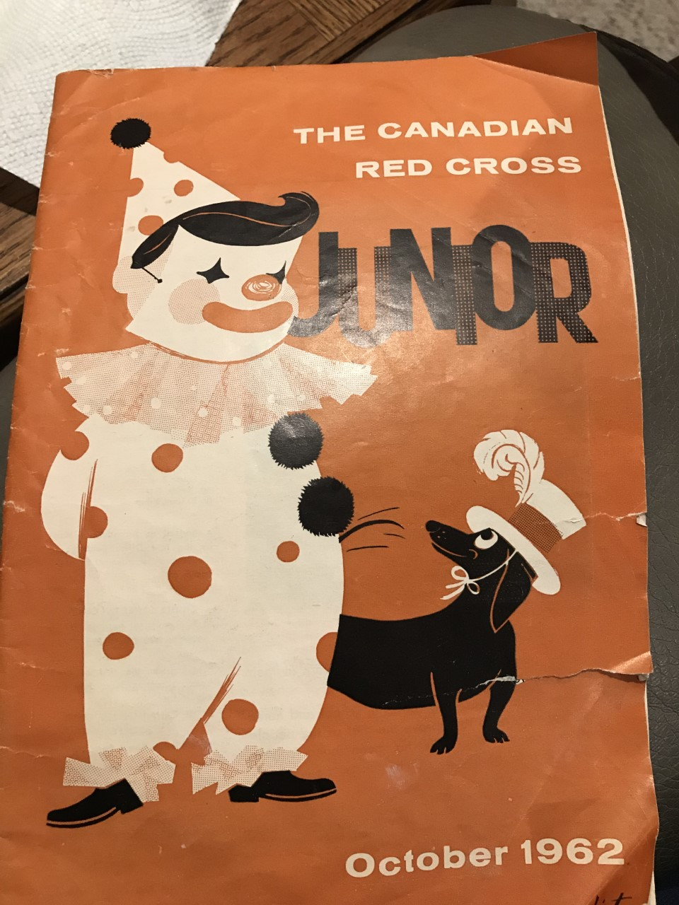 Canadian Red Cross Junior Magazine