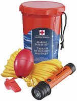 Red Cross Marine Safety Kit
