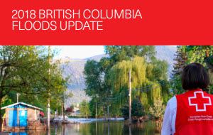 2018 BC Floods update report cover