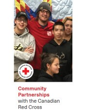2017 Community Partnerships brochure cover