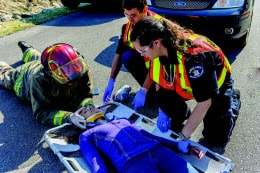 Emergency medical responders