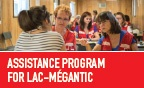 Lac-Mégantic - Assistance program