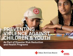 image of cover of preventing violence against children