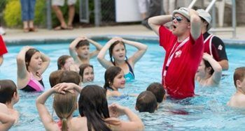 Swimming resources available from the Canadian Red Cross
