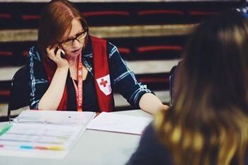 Canadian Red Cross is providing immediate financial support