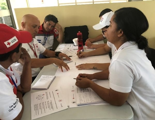WWF Training in Honduras